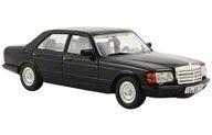 1/43 メルセデス・ベンツ500SE(W126) 1979 メタリックブラック [WB013]