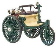 1/43 メルセデス・ベンツ Patent Motorwagen 1886 グリーン [WBS0017]