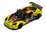 1/43 シボレー コルベットC6 ZR1 2011年ル・マン24時間 GTE AM クラス優勝 #50 P.Bornhauser/J.Canal/G.Gardel [LMM218]
