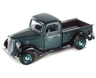 1/24 1937 Ford Pickup(メタリックグリーン) 「American Classics Collectionシリーズ」 [73233]