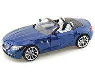 1/24 2010 BMW Z4 Roadster(ブルー) 「Die-cast  Collectionシリーズ」 [73349]