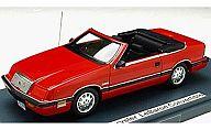1/43 クライスラー レバロン コンバーチブル 1990 レッド [NEO44990]