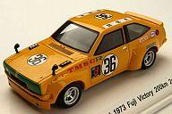 1/43 トヨタ スターレット 1973年富士ビクトリー200Km 2位 #36 ドライバー:館信秀 [R70231]