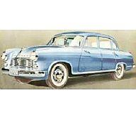 1/43 ボルグワルド 2400 プルマン グレー/ホワイト(1955-58) [NEO44355]