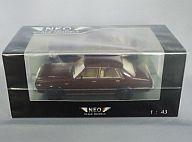 1/43 ダットサン ローレル C230 Mブラウン 1977 [NEO44497]