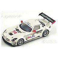1/43 メルセデス・ベンツ SLS GT3 チーム・グラフ 2011年GTツアー #17 ドライバー:G.Tonelli/R.Derlot [SF020]