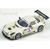 1/43 メルセデス・ベンツ SLS GT3 チーム・グラフ 2011年GTツアー #3 ドライバー:E.Debard/O.Panis [SF021]