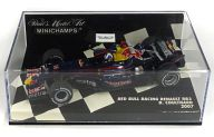 1/43 Red Bull Racing Renault RB3 2007 UGS #14(ネイビー×レッド) [400070014]