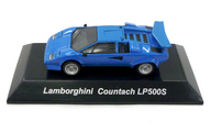 1/64 Lamborghini Countach LP500S(ブルー) 「スーパーカー・コレクション・ザ・1st ランボルギーニ」