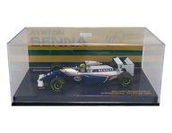 1/43 ウィリアムズ ルノー FW16 A.セナ パシフィックGP 1994 「AYRTON SENNA RACING CAR COLLECTION」 [547940202]
