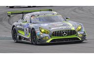 1/43 メルセデスベンツ AMG GT3 VIETORIS/SEEFRIED/HOHENADEL/VAN DER ZANDE 24H ニュルブルクリング 2016 2位入賞 [437163029]