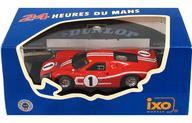 1/43 Ford MK IV Winner Le Mans 1967 #1(レッド) [LM1967]