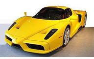 1/43 Enzo Ferrari(イエロー) [HL0846]