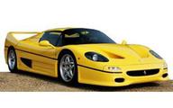 1/43 Ferrari F50(イエロー) [HL0838]