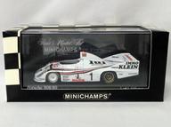1/43 Porsche 908/80 1000km Nuerbrgring 1981 Class Winners NIGRIN #1(ホワイト×ブラック×レッド) [430816701]