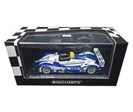 1/43 Porsche RS Spyder ALMS 2nd Sebring 12th 2008 THETFORD #20(ホワイト×ブルー) [400086820]