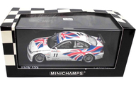 1/43 BMW 320i BMW Team UK ETCC 2004 Champion LG #11(ホワイト×ブルー×レッド) [400042411]