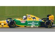 1/43 ベネトン フォード B193B リカルド・パトレーゼ イギリスGP 1993 3位入賞 [417930006]