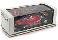 1/43 フェラーリ 312 T4 1979年フランスGP 2位 G. Villeneuve ステアリングホイール #12 [R512-RS]