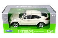 1/24 BMW X6 (ホワイト) [WE24004W]