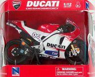 スカイネット 1/12 完成品バイク 2015 DUCATI DESMSEDICI GP15 ANDREA DOVIZIOSO No.4