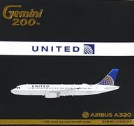 1/200 A320-200 ユナイテッド航空 N404UA [G2UAL221]