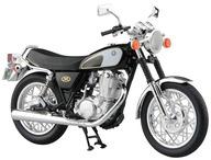 スカイネット 1/12 完成品バイク ヤマハ SR400 & 500 グリタリングブラック