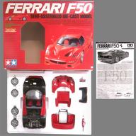 [付属品欠品] 1/12 フェラーリ F50 「コレクターズクラブスペシャル No.3」 メタルダイキャスト半完成モデル [23203]