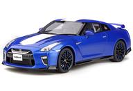 1/18 日産 GT-R 50th アニバーサリー(ブルー) 「SAMURAIシリーズ」 [KSR18044BL]