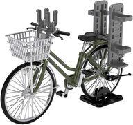 リトルアーモリー [LM007]通学自転車(指定防衛校用)オリーブドラブ