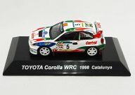 1/64 TOYOTA Corolla WRC 1998 Catalunya #5(ホワイト×レッド×グリーン) 「ラリーカーコレクション SS.6 トヨタ Part.1」