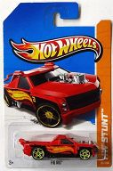 1/64 FIG RIG #2(レッド) 「Hot Wheels HW STUNT」 [X1654-07A3]
