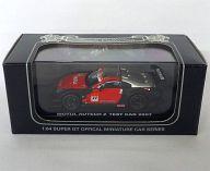 1/64 モチュールオーテック テストカー 2007 BRIDGESTONE #22(レッド×ブラック) 「Beads Collection スーパーGTオフィシャルミニチュアカーシリーズ」 [06581C]