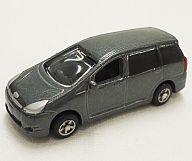 ウィッシュ(グレー) サークルKサンクス コカ・コーラ オリジナル企画 TOYOTA's ミニチュアカー Best choice