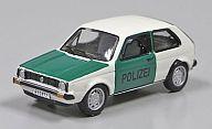 1/87 VW Golf I 2ドア ポリスカー [PCS08805]