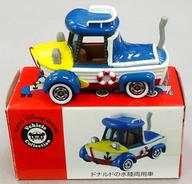 ドナルドの水陸両用車(ブルー×ホワイト) 「トミカ ディズニービークルコレクション」 東京ディズニーリゾート限定