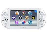 PlayStaiton Vita本体 Wi-Fiモデル ホワイト[PCH-2000](箱・説明書無し) (箱説なし)