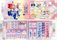 ファイン&レイン/すごろく 「ふしぎ星の☆ふたご姫 キャリアブルシール」