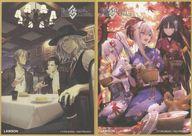 全2種セット オリジナルミニ色紙 「Fate/Grand Order×ローソン」 対象商品購入特典