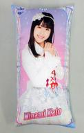 加藤美南(NGT48) コラボ縦長クッション(NGT1804) 「AKB48ダイスキャラバン×AKB48 CAFE&SHOP」