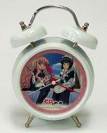 ルイズ&シエスタ オリジナルボイス入り目覚まし時計 「ゼロの使い魔 双月の騎士」