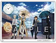 【中古】置き時計・壁掛け時計(キャラクター) 集合 アクリルコレット時計 「文豪ストレイドッグス DEAD APPLE」