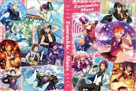 1.ピンク ロングカンバッジ収納アルバム 「あんさんぶるスターズ!」