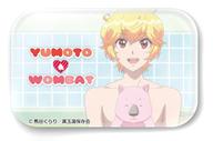 有基&ウォンバット 「美男高校地球防衛部LOVE!LOVE! まるかくカンバッジ」