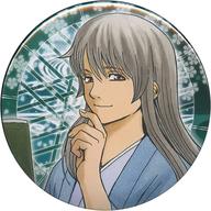 吉田松陽 「大銀魂展~ツケが回る前にケツを拭け~ コレクション缶バッジ」
