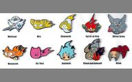 第2期人魂ピンズ・コレクション(10個セット) 「コミックス シャーマンキング 完全版 第10~18巻」 応募者全員サービス