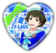 秋月涼 「アイドルマスター SideM ハート缶バッジコレクション Abox」