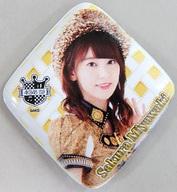 宮脇咲良 ぷにぷにバッジ(1804) AKB48 CAFE&SHOP限定