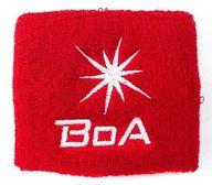 BoA リストバンド(赤) 「BoA 1st LIVE TOUR 2003 VALENTI」