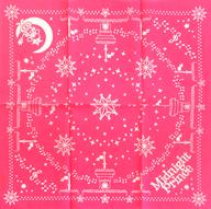 バンダナ(ピンク) 「真夜中のプリンス」